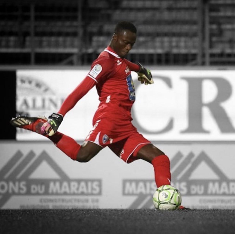 Félicitations à Saturnin Allagbé, notre ambassadeur, pour sa signature en Ligue 1 avec le club de Dijon FC
