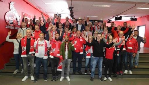 Le 1.FC Cologne, partenaire ERIMA, se qualifie directement pour la coupe de l'UEFA
