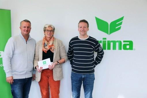 La fédération d'athlétisme de Hesse continue à miser sur ERIMA