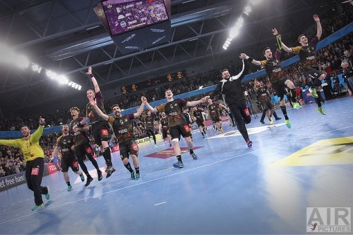 Le HBC Nantes, partenaire d'ERIMA, parmi les 4 équipes en demi-finale de la Champions League de handball